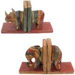 Fair Trade Bookends