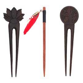 Hair Forks and Hair Sticks