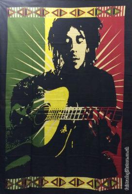Fair-Trade-Cotton-Throw-Bob-Marley-Guitar