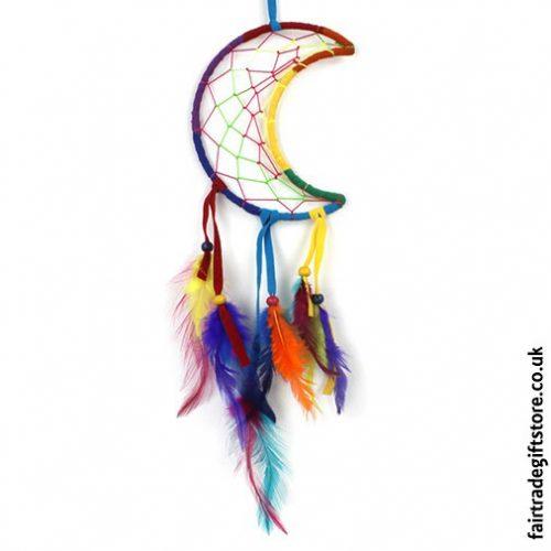 Fair-Trade-Dreamcatcher-Rainbow-Crescent-Moon
