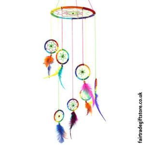 Fair-Trade-Dreamcatcher-Rainbow-Mobile
