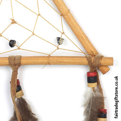 Fair-Trade-Dreamcatcher-Rattan-Triangle-close-up
