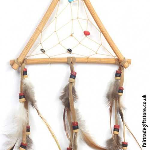 Fair-Trade-Dreamcatcher-Rattan-Triangle-detail