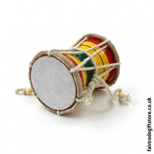 Fair-Trade-Hand-Drum-Damru-Drum-side