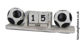 Fair-Trade-Wooden-Calendar-White-Football