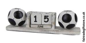 Fair-Trade-Wooden-Calendar-White-Football