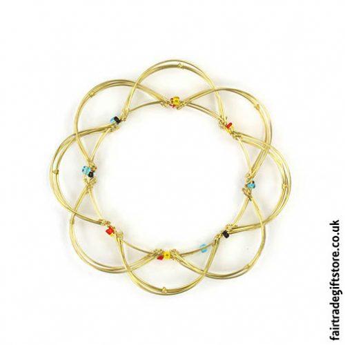 Fair-Trade-Folding-Wire-Mandala-Puzzle
