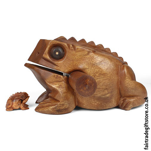 Fair-Trade-Güiro-Croaking-Wooden-Frog-Comparison