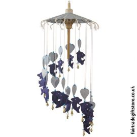 Fair-Trade-Saa-Paper-Mobile-with-Bells-Blue-Dolphins