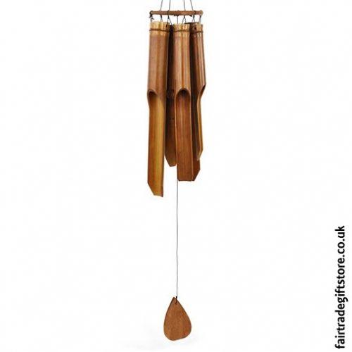 Fair Trade Windchime - Bamboo Large