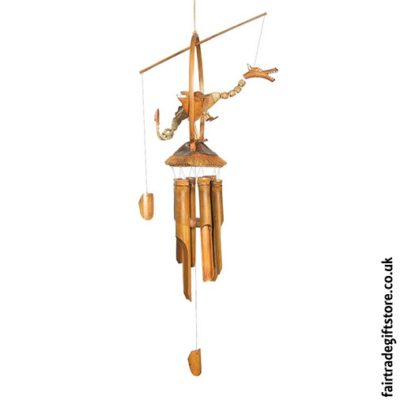 Fair Trade Windchimes and The Best Places To Hang Them - Nodding Dragon