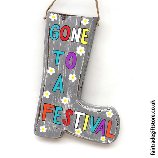 Fair-Trade-Wooden-Wall-Plaque-Gone-to-a-Festival