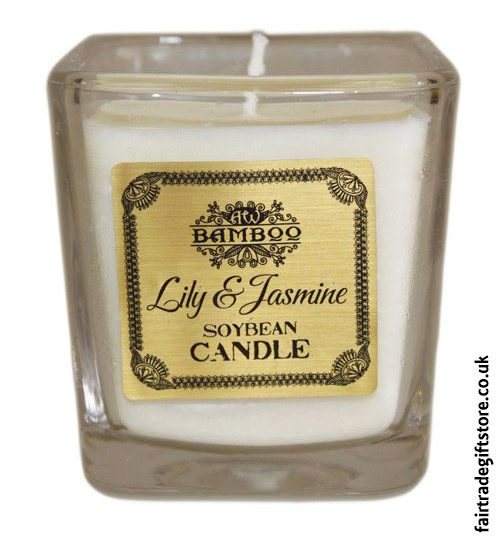 Fair-Trade-Soy-Wax-Candle-Lily-&-Jasmine