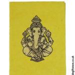 Fair Trade Notebooks - Ganesh Lokta Paper Notebook