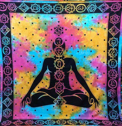 Tie-Dye-Chakra-Pattern-Throw