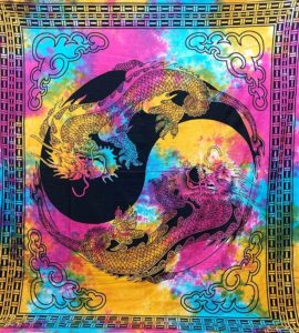 Tie-Dye-Yin-Yang-Dragon-Throw
