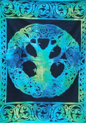 Turquoise-Single-Celtic-Tree-Throw