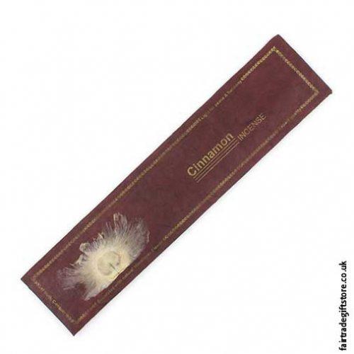 Fair-Trade-Bamboo-Rolled-Incense---Cinnamon