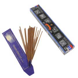 Bamboo Rolled Incense