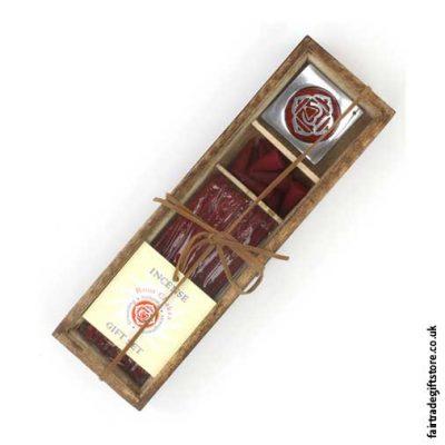 Fair Trade Incense Gift Set - Chakra