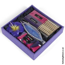 Fair-Trade-Incense-Gift-Set---Lily-&-Lavender