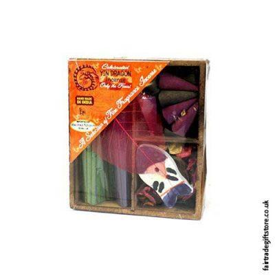 Fair Trade Incense Gift Set