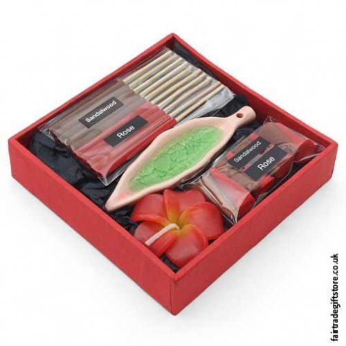 Fair-Trade-Incense-Gift-Set---Rose-&-Sandalwood