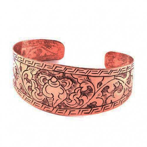 Fair-Trade-Etched-Detail-Copper-Bracelet