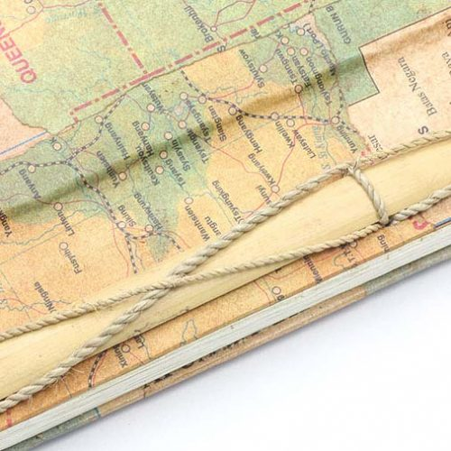 Fair-Trade-Hardback-Map-Notebook Close-Up