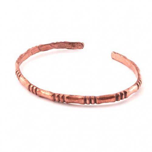 Fair-Trade-Patterned-Copper-Bracelet
