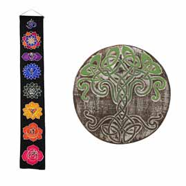 Wall Hangings and Wall Plaques