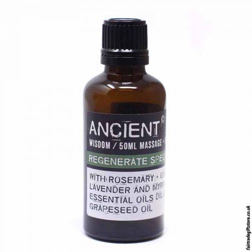 Fair-Trade-Essential-Oil-Massage-and-Bath-oil-Regenerate-Special-Mix