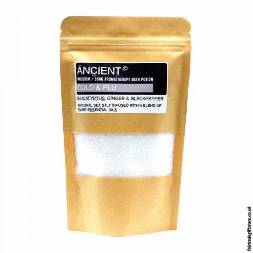 Fair-Trade-Eucalyptus,-Ginger-&-Black-Pepper-Colds-&-Flu-Sea-Salt-Bath-Salts