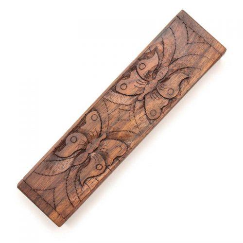 Fair-Trade-Butterfly-Suar-Wood-Trinket-Box
