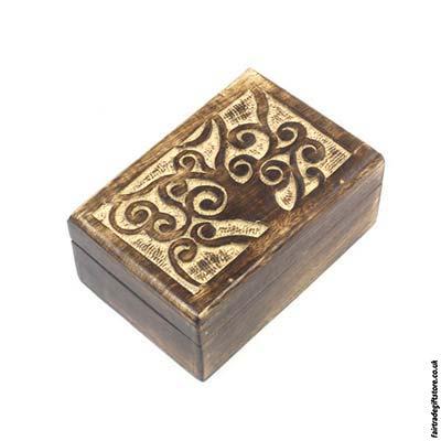 Fair-Trade-Mango-Wood-Trinket-Box-swirl-tree