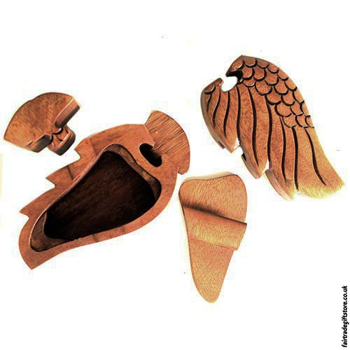 Fair-Trade-Wooden-Puzzle-Trinket-Box--Angel-Wing-open