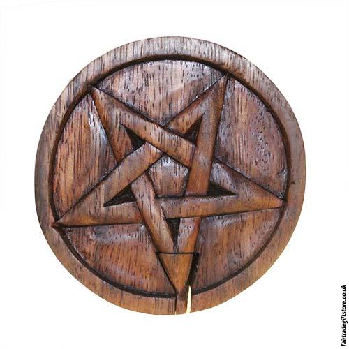 Fair-Trade-Wooden-Puzzle-Trinket-Box-Pentagram