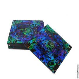 Set-of-6-Fair-Trade-Blue-Square-Mosaic-Coasters